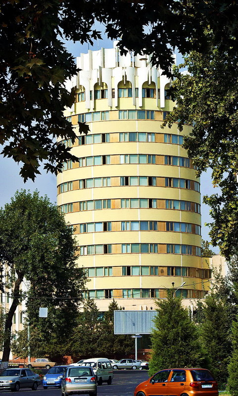 Башня - Mir-Tash