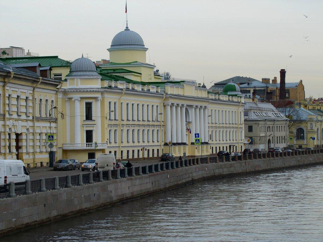 Набережная Фонтанки - Нина Макеева