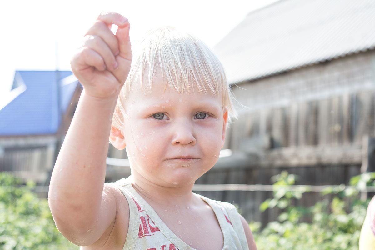 Ребенок - Надежда Преминина