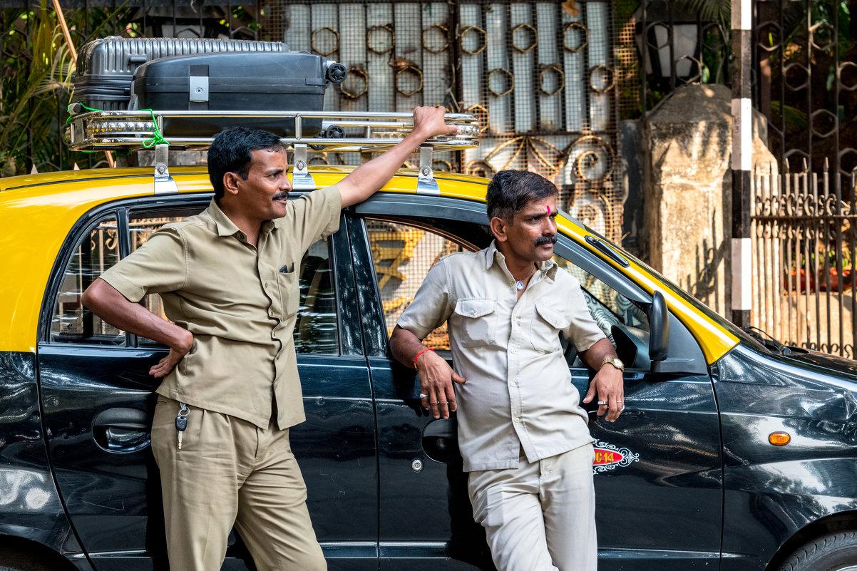 Такси Мумбаи. - Oleg