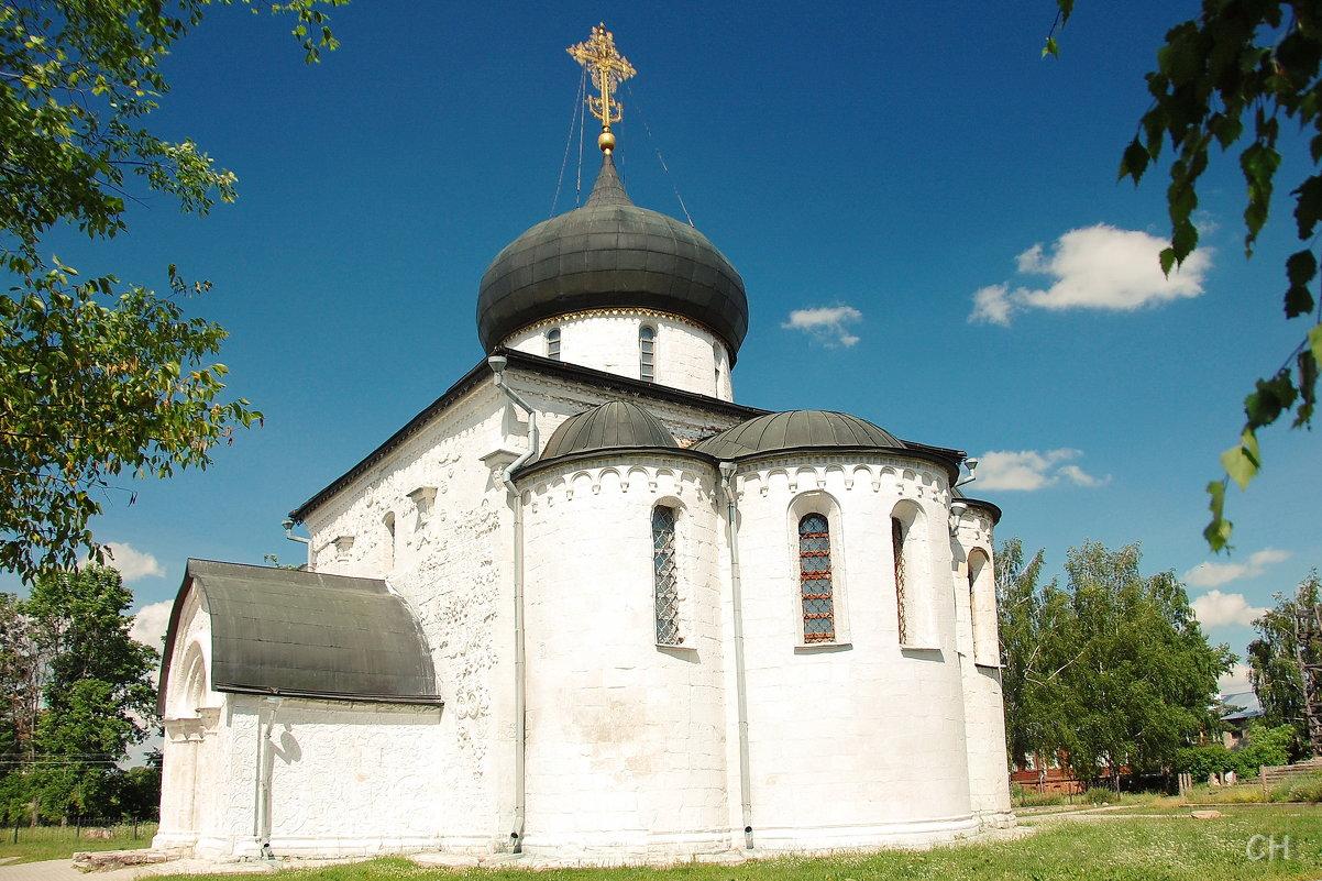Юрьев-Польский. Собор Георгия Победоносца - Сергей Никитин