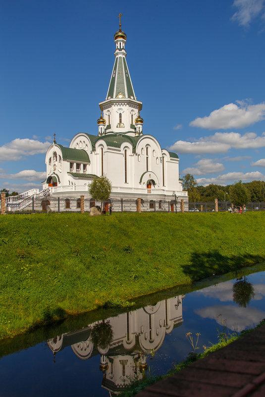 Храм Александра Невского, Калининград - Ирина Kачевская