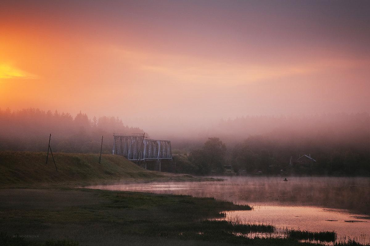Сиреневый туман - Татьяна Афиногенова