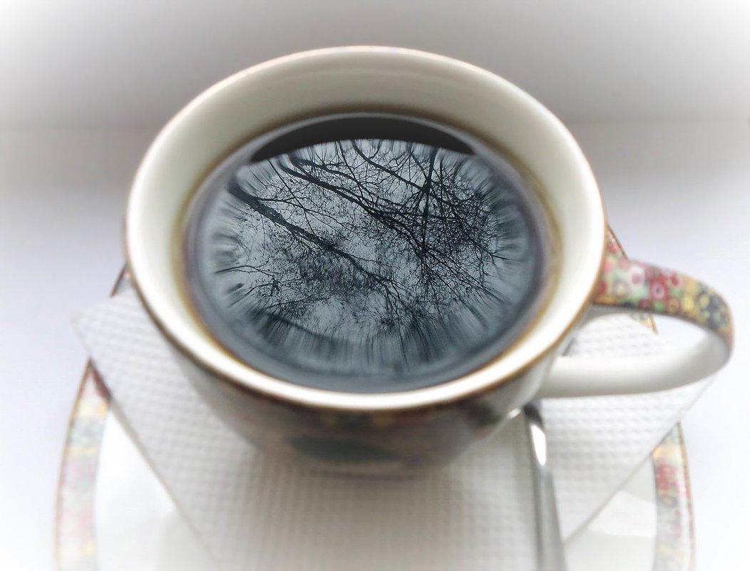 Остывший кофе - Ирина Via