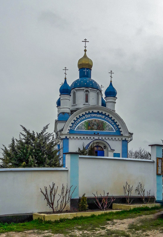 Храм Успения Пресвятой Богородицы - Варвара