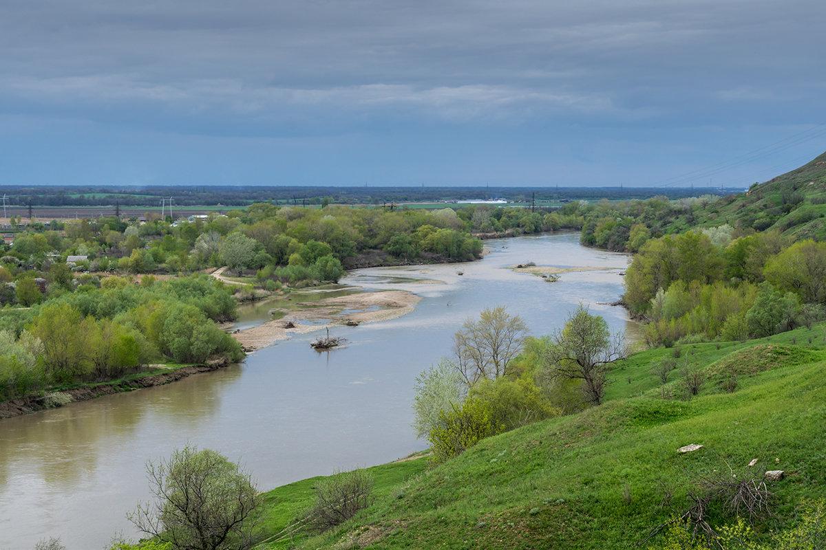 Река Кубань - Игорь Сикорский