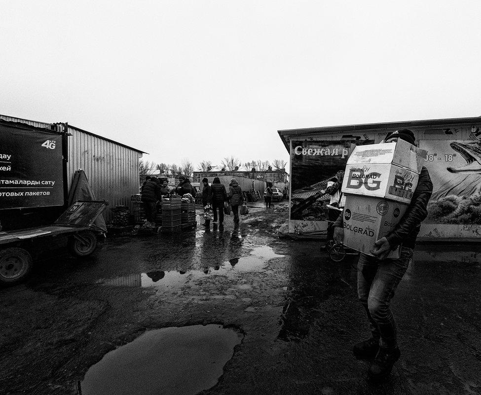 пробы в стрит - Dmitriy Predybailo