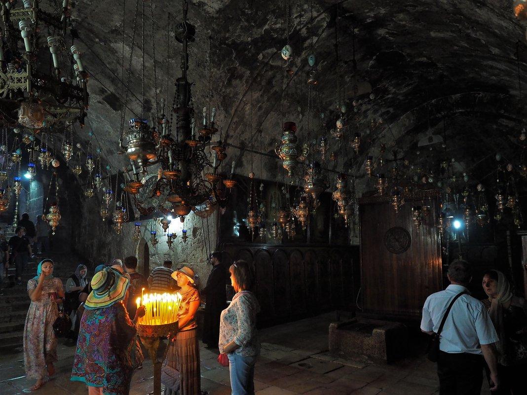 В храме (Иерусалим) - Leonid Voropaev