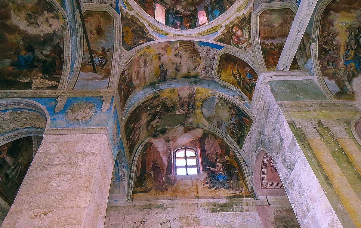 Роспись в соборе - Сергей Цветков