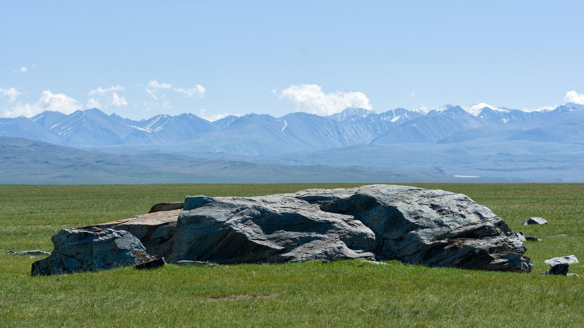 Недалеко от Монголии - Валерий Михмель