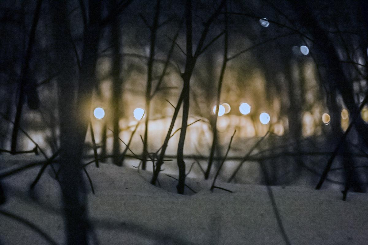 фонари и - Геннадий Свистов