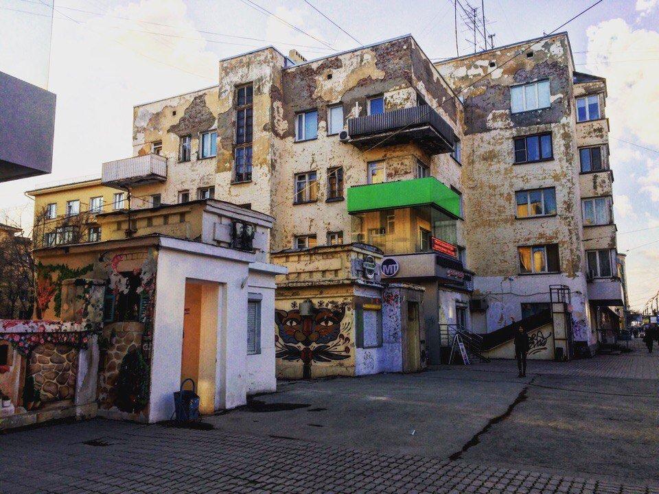 уличная фотография - Уля Машникова