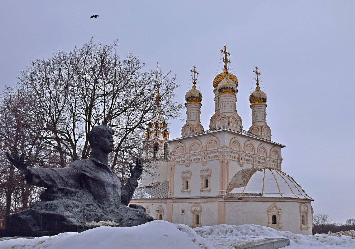 Над святой землёй – благодать!.. - vkosin2012 Косинова Валентина