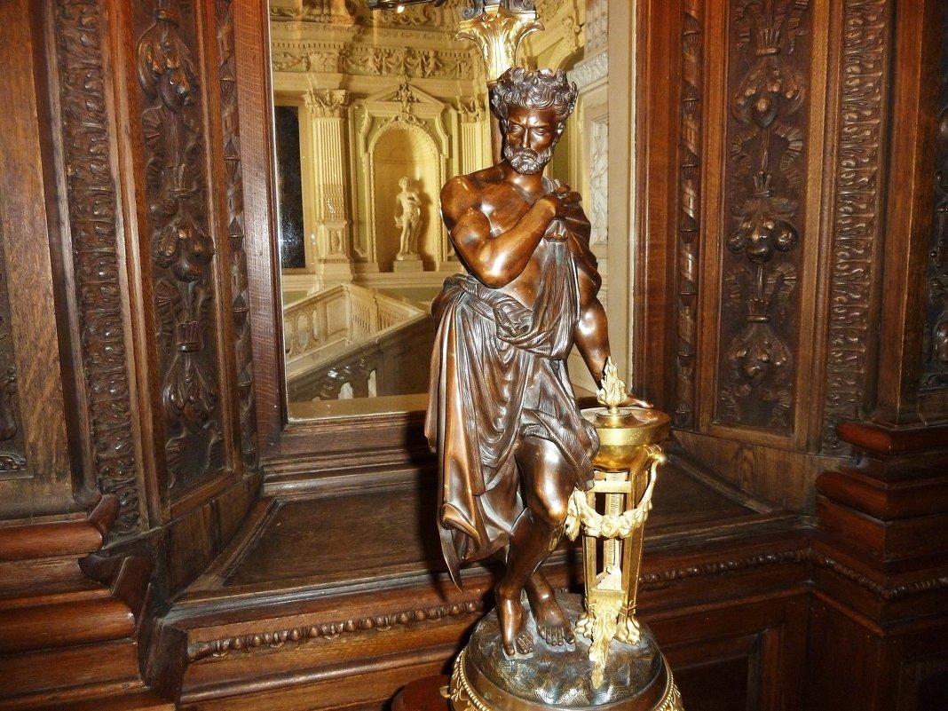 Дубовая столовая Юсуповского дворца - Наталья Т