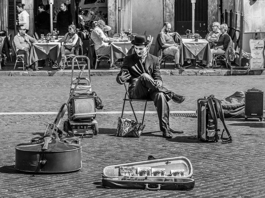 Из серии <на улицах Рима> - Konstantin Rohn