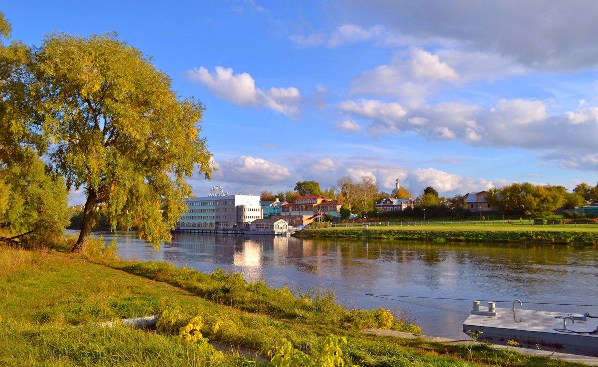 Осень в Коломне - Геннадий