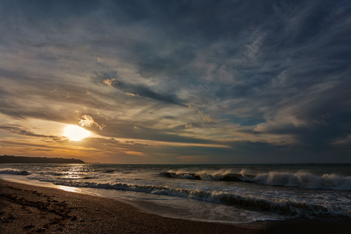 Вечер на море - Виктор Мороз