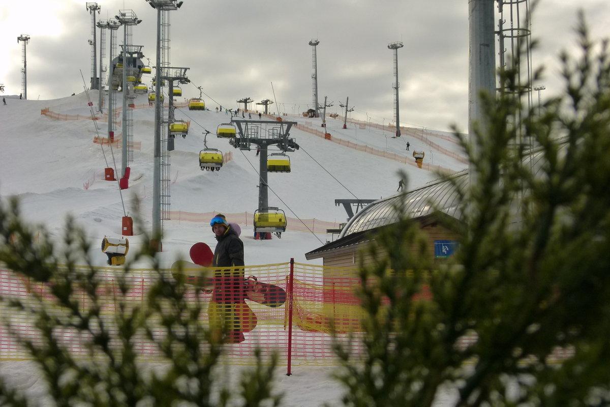 лыжный парк - Андрей Иванов