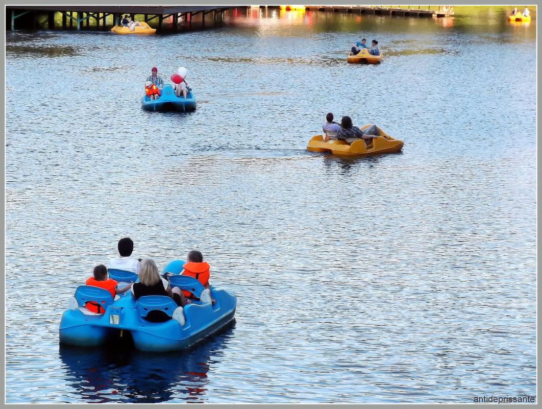Водные прогулки - vadim