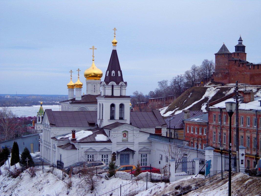 Храм Ильи Пророка - Наталья Сазонова