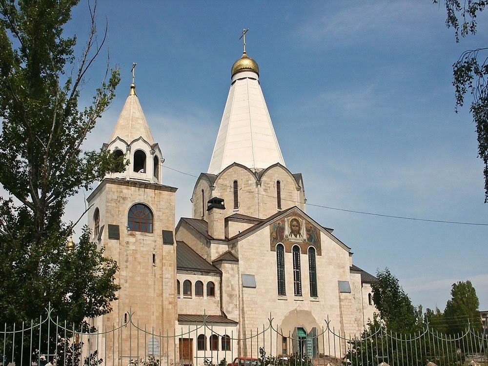 Троицкий храм. Балаково. Саратовская область - MILAV V