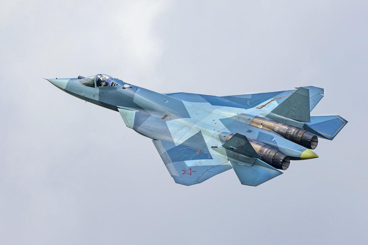 СУ-57 - Владимир Кириченко  wlad113