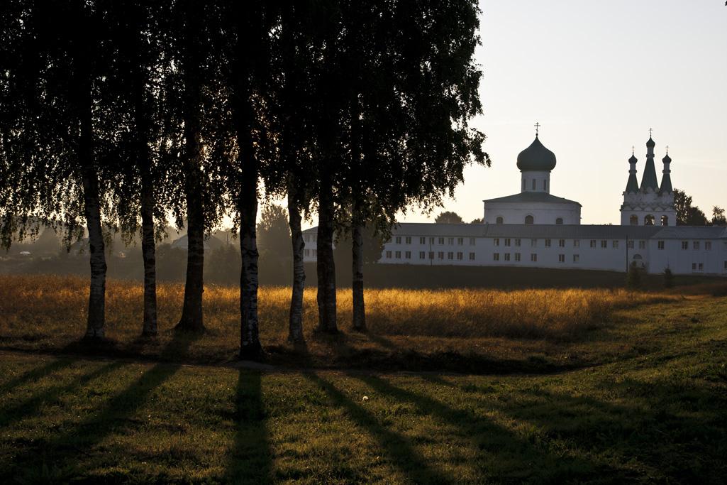 Александро-Свирский монастырь, рядом с г. Лодейное поле. - Людмила Синицына