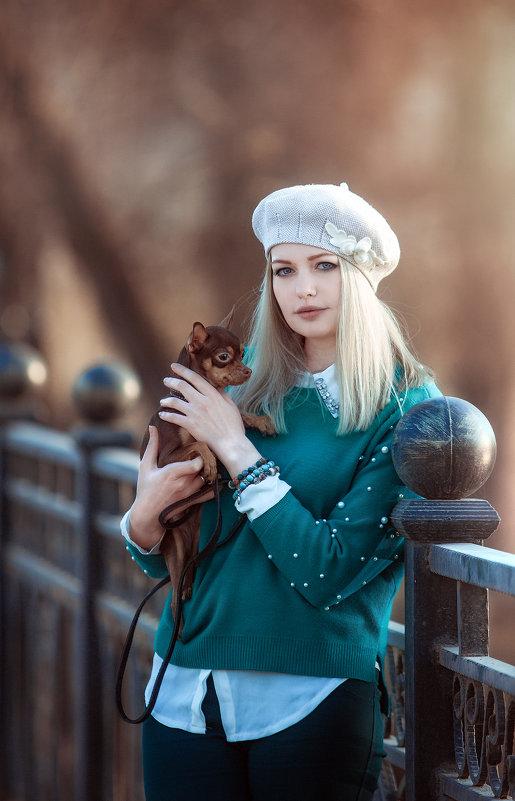 Весенняя прогулка - Марина Воронкова