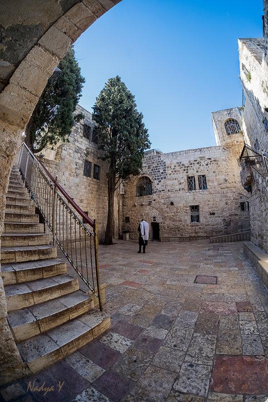 улочки Старого города. Иерусалим - Nadin