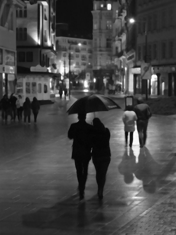 Зонтик - Просто Двое