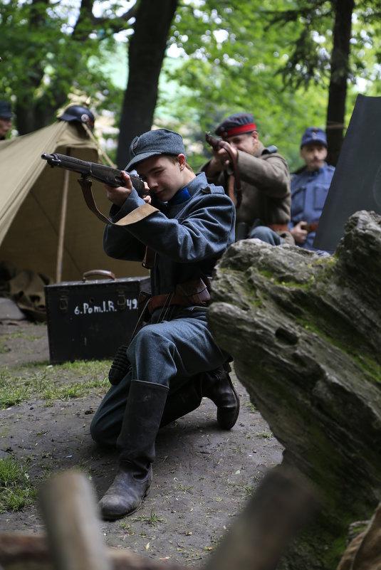 Историческая реконструкция-27. - Руслан Грицунь