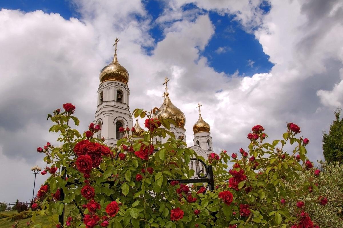 Иоанновский женский монастырь - Наталья Димова