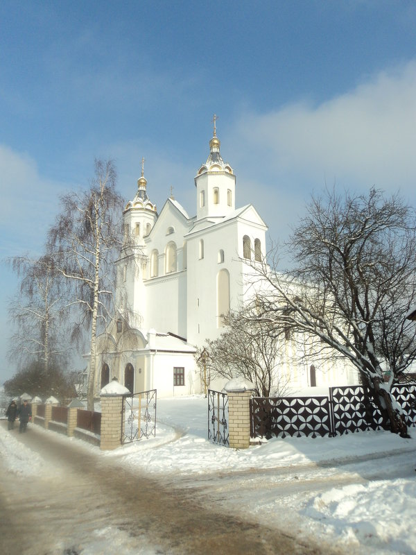Храм св. Бориса и Глеба - Maryana Petrova