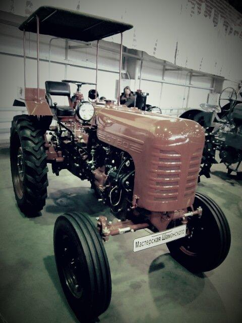 Трактор ДТ-20 - Дмитрий Никитин