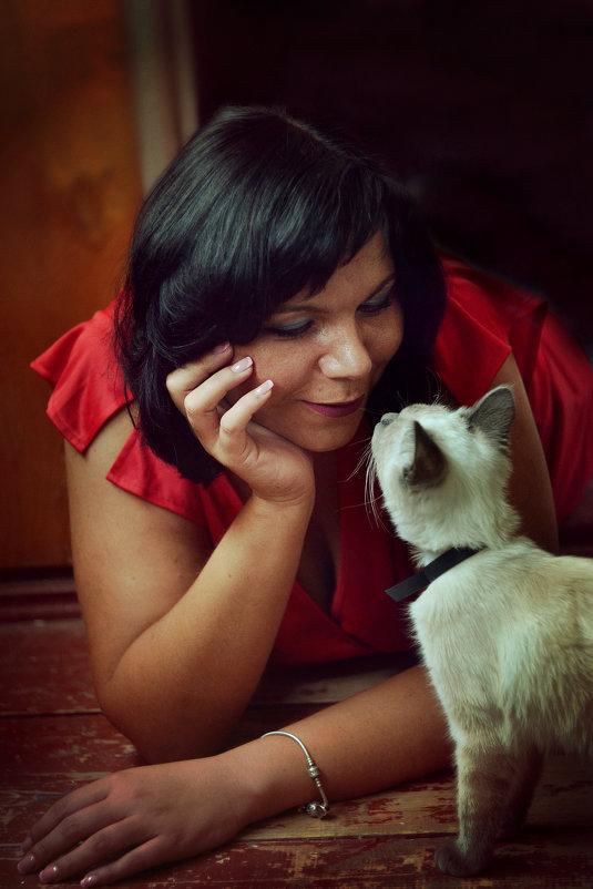 Глаза в глаза - Олеся Стоцкая
