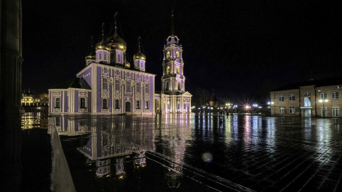 Успенский собор Тульского Кремля - Георгий
