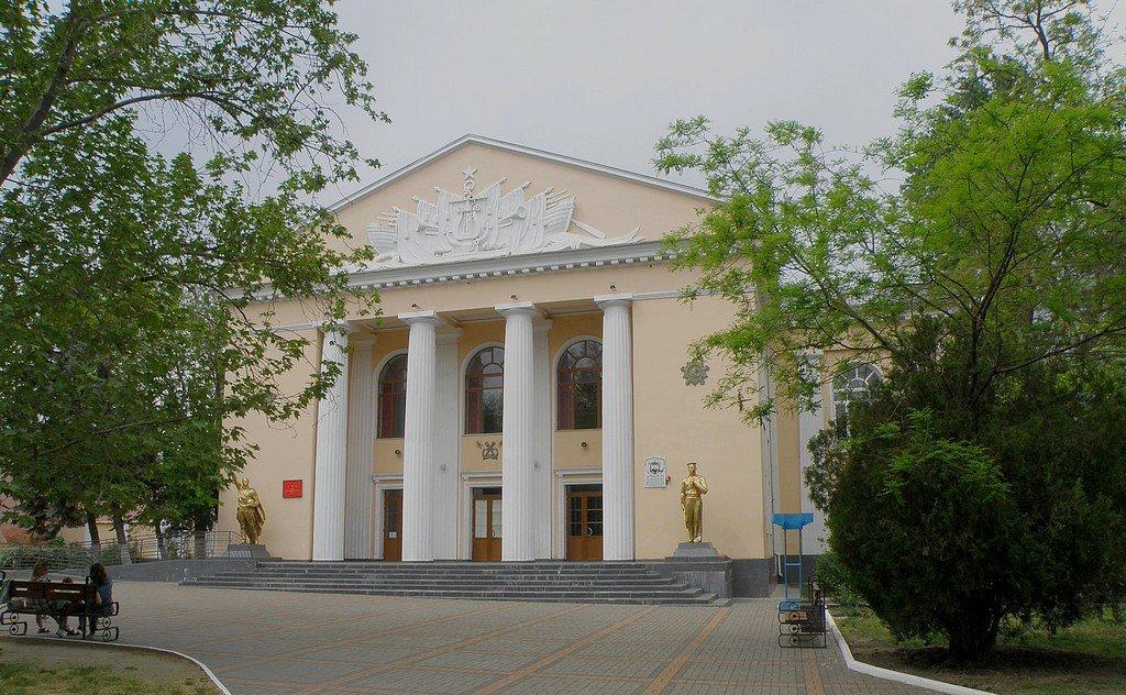 Клуб Феодосийского гарнизона - Александр Рыжов