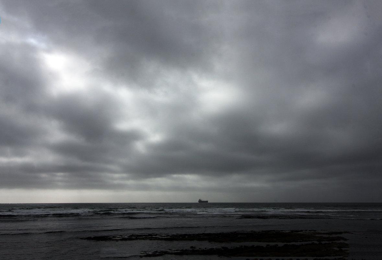 Атлантик перед Бурей. - Jakob Gardok