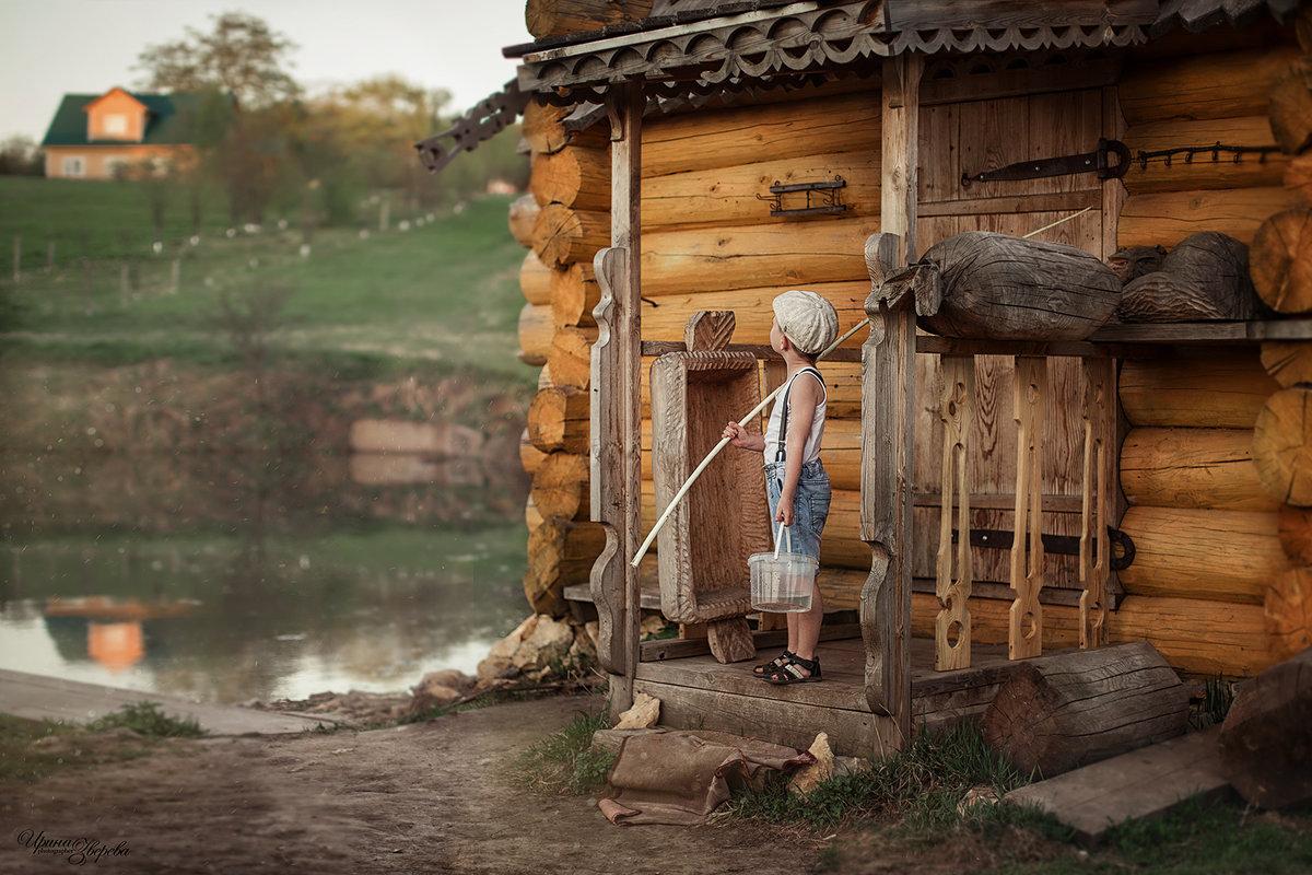 Один день из жизни рыбака * - Irina Zvereva