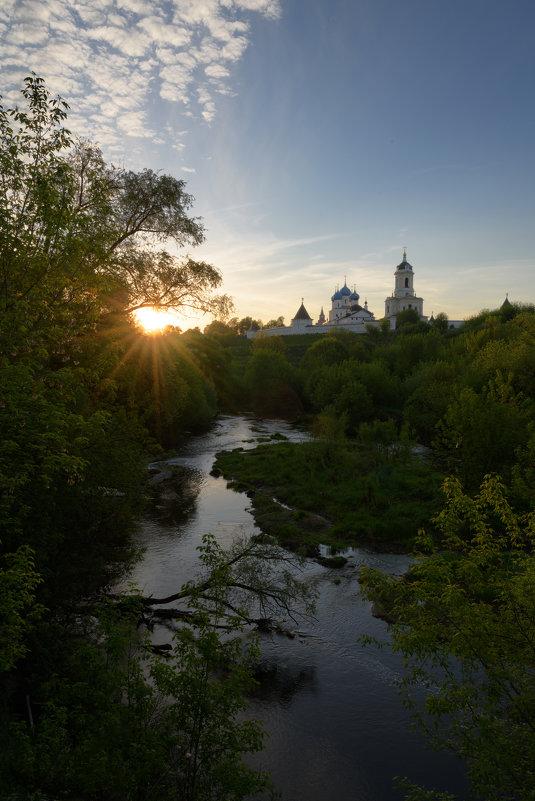 Майский расвет - Сергей Калистратов