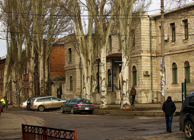 Улочки старого города. - barsuk lesnoi