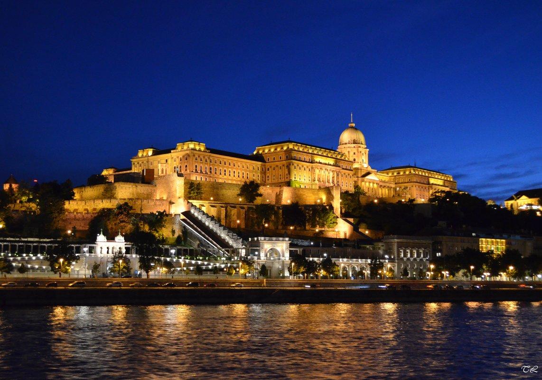 Будапешт. Будайская крепость - Татьяна Ларионова