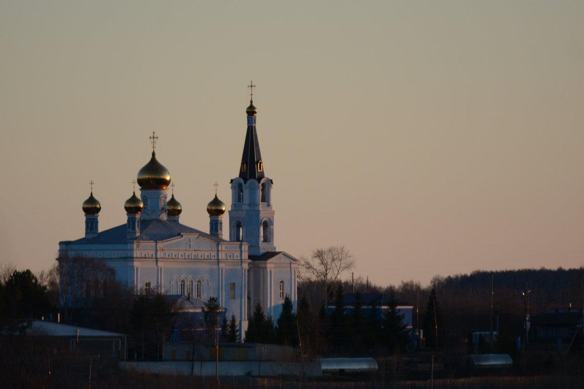 Храм на горе - Андрей + Ирина Степановы