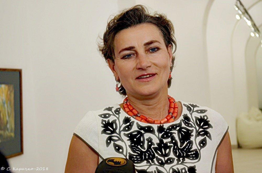 Татяна Павлик - художниця - Степан Карачко
