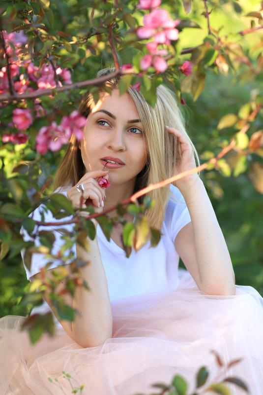 Цветочная красота - Людмила Лосева
