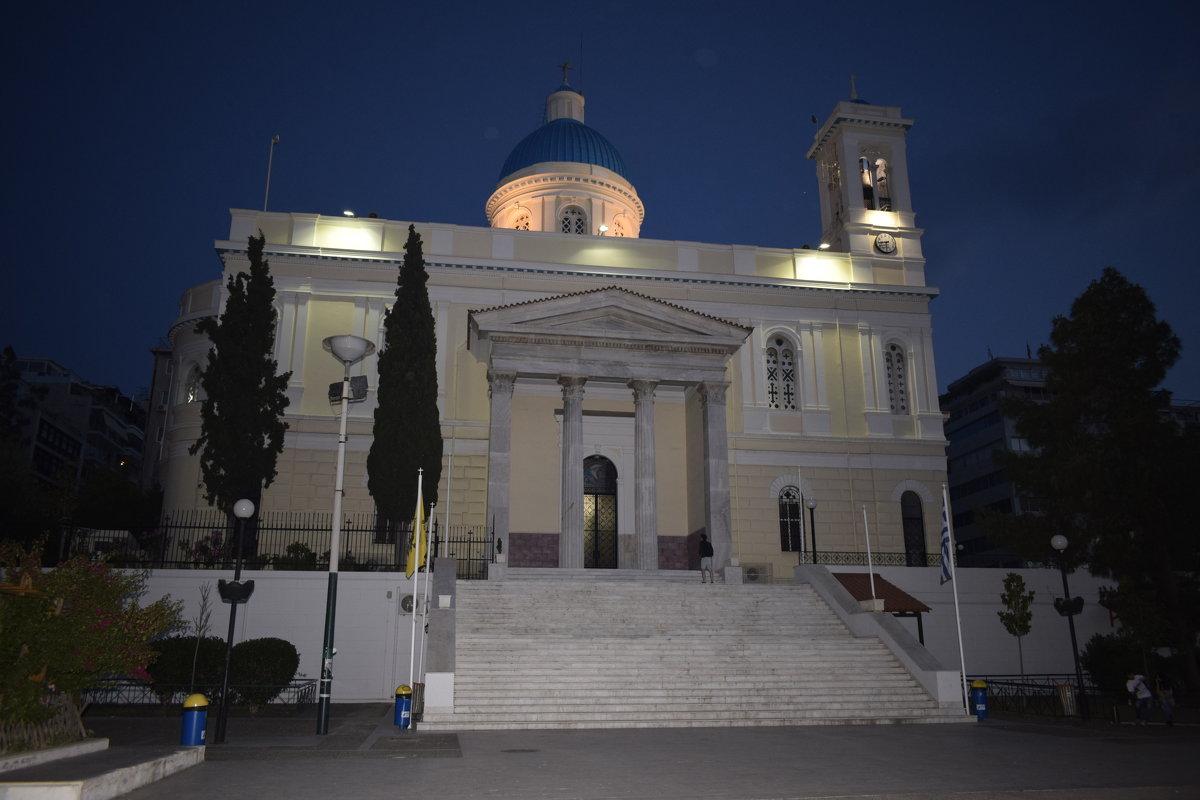 церковь - Ариэль Volodkova