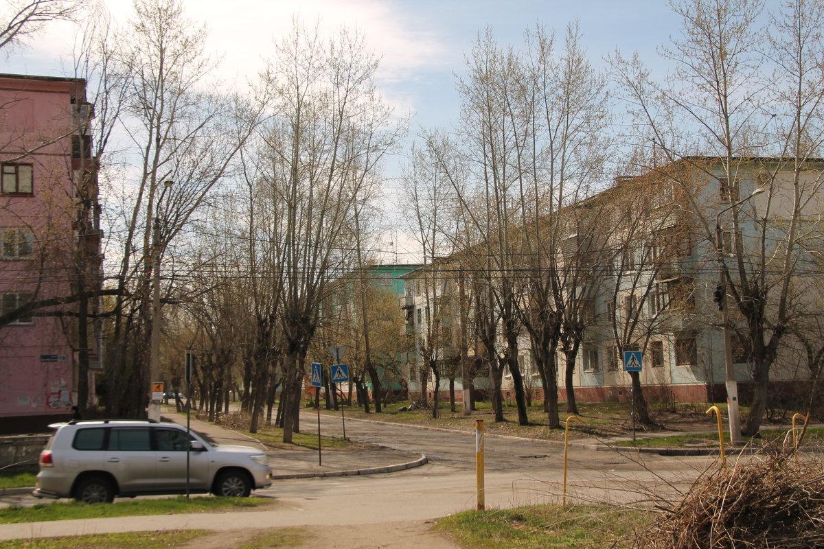 Улицы Бийска - Олег Афанасьевич Сергеев