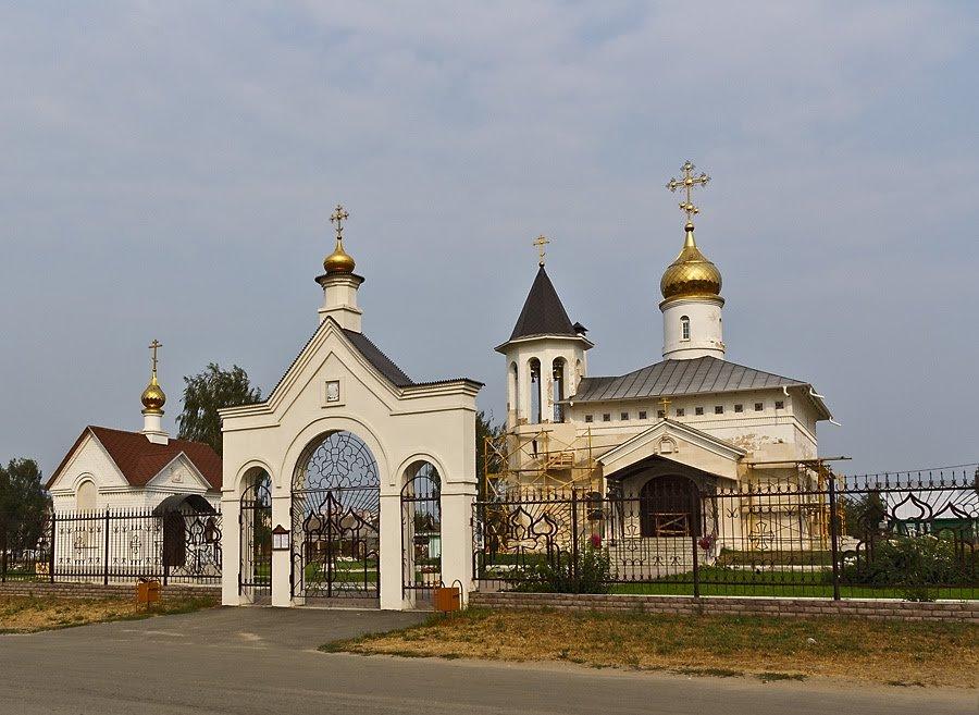 Благовещенский храм. Ковров. Владимирская область - MILAV V