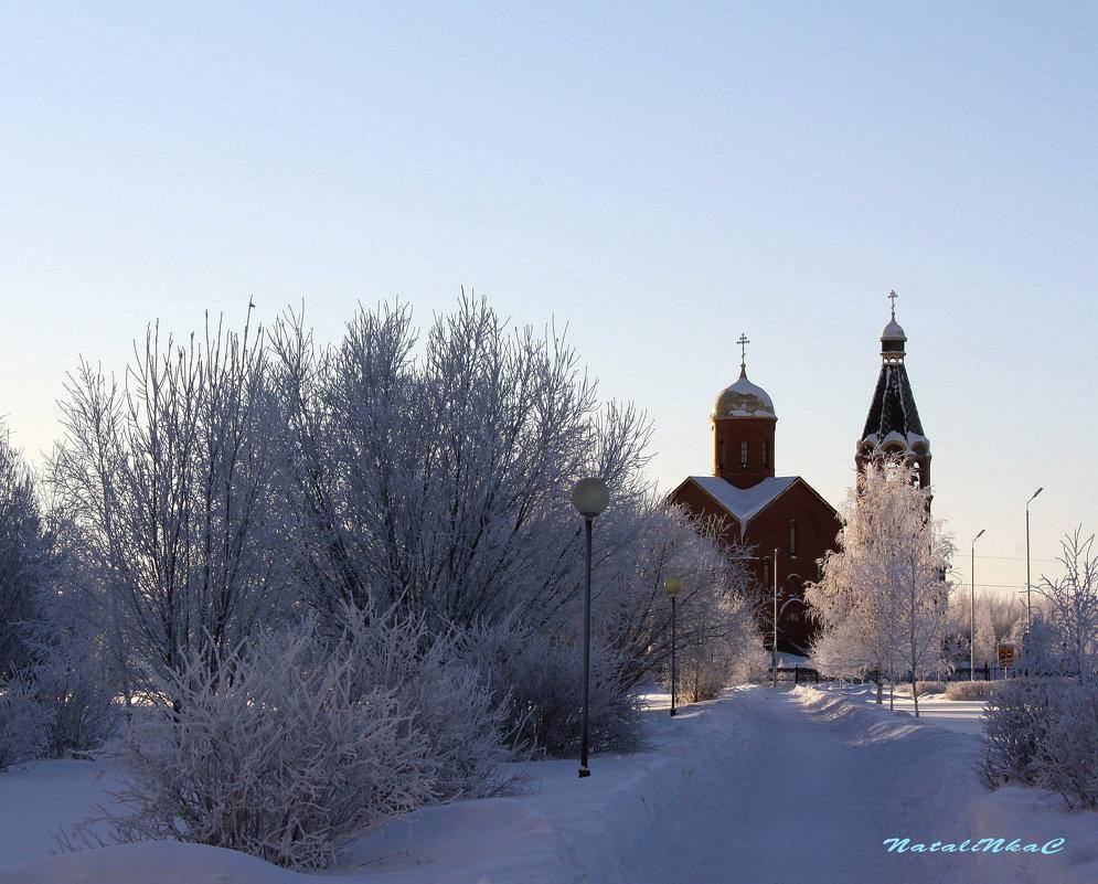 зима - Наталья NataliNkaC Смирнова
