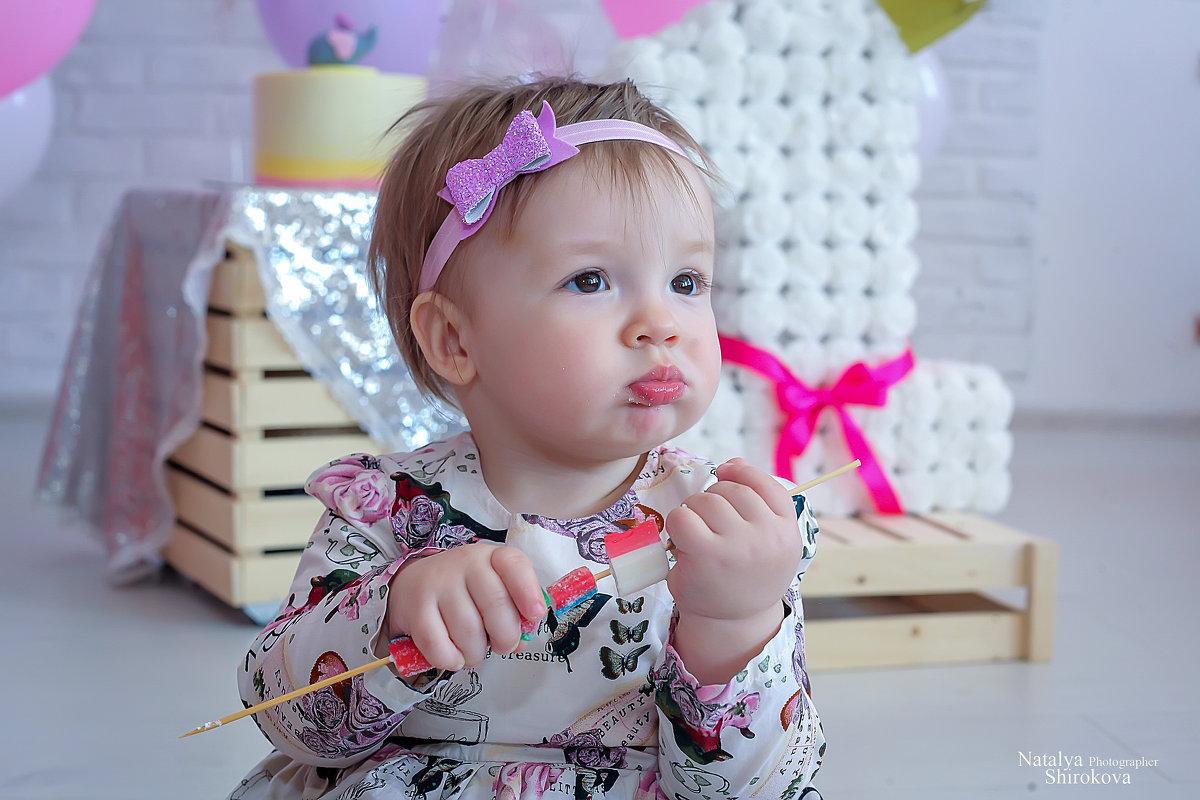 Детский день  рождения - Наталья